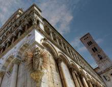 excursion en Toscane