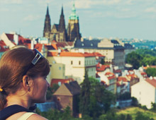 City Tour in Praga